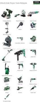 Hitachi power tool
