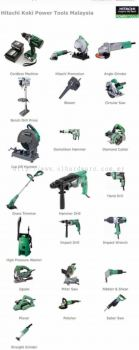 Hitachi power tool