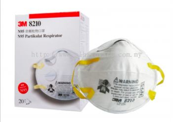 To supply 3M 8210 face mask