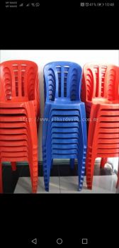 Supply plastic chair