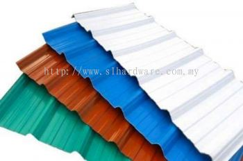 Supply metal roofing