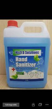 Hand sanitizer 5Liter