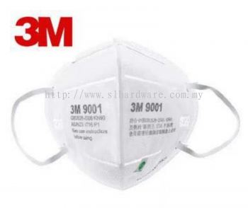Supply 3M 9001 facemask