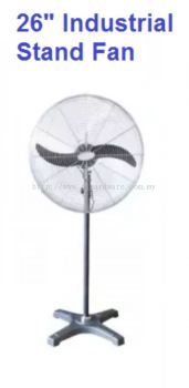 Supply industry wall and stand fan