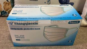 Supply 3ply facemask anti Virus 50pcs