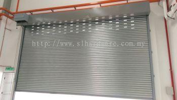We supply & installation Roller Shutter