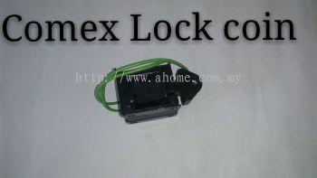 COMEX LOCK COIN