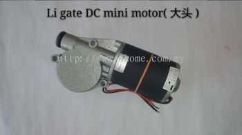 LI GATE DC MINI MOTOR
