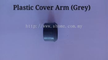 PLASTIC COVER ARM ( GREY )