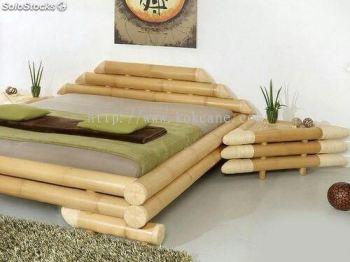 Bamboo Furniture - Bamboo Bed