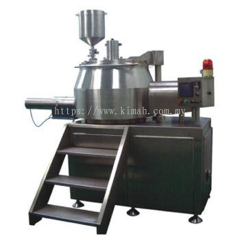 GHL Series Wet Mixing Granulator
