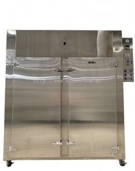 36 Trays Double Door Box Dryer (Heavy Duty Type)