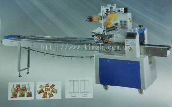 CB-320 Dual Frequency Flow Pack Machine