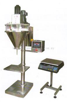 Automatic Quantitative Powder Filling Machine