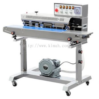 FRMQ-980III Solid-Ink Horizontal Continuous Aerating Band Sealer