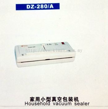 DZ-280A Small Table Style Vacuum Packaging Machine