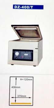 DZ-400T Table-Style Vacuum Packaging Machine