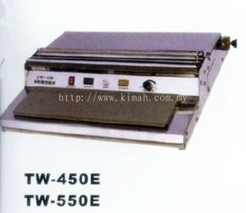 TW-450E Cling Film Tray Wrapping Sealer