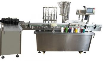 YGZ Automatic Liquid Filling and Capping Machine