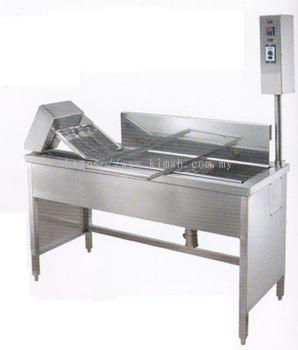 Conveyor Frying Machine (Small Medium Type)