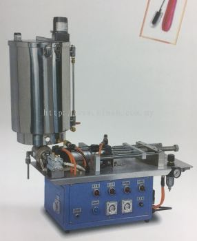Small Scale Liquid Cream Filling Machine with Jacketed Tank