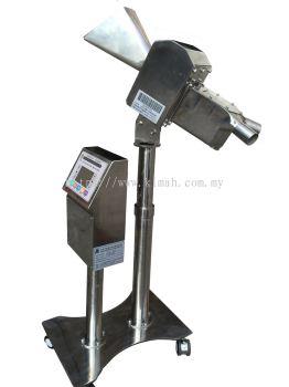 Medicine metal separator