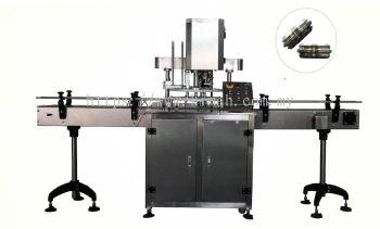 Automatic can seamer machine