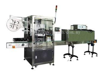 DX-240 Automatic sleeve labeling machine