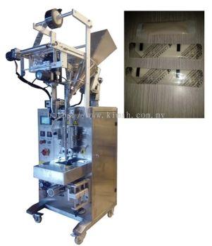 Automatic round corner stick powder packaging machine