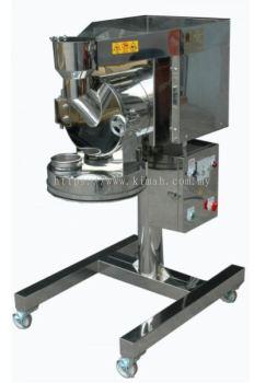 RT-50HS Stainless Steel Horizontal High Speed Pulverizing Machine