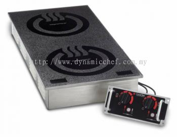 Standard Double Drop-In Induction Cooktop