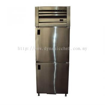 2 Door Vertical Refrigerator
