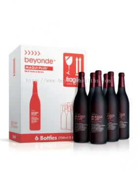 Beyonde Maqui Plus+ (6 Bottles Pack)