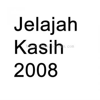 Jelajah Kasih 2008