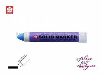 Sakura Solid Marker Blue 12pcs/box