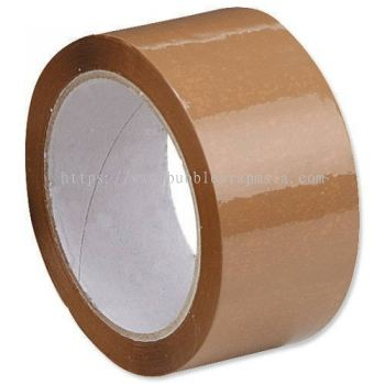 Brown Tape 48mm x 90yards@96roll/carton