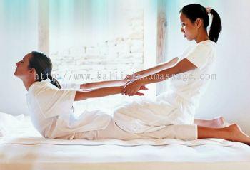 Female Thai Massage