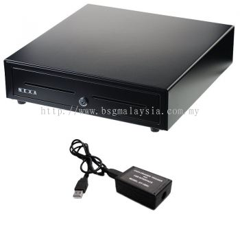 USB Trigger Cash Drawer DT-100U
