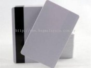 PVC Blank Magnetic Card - (500pcs/box)