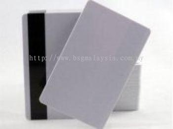 PVC Blank Magnetic Card - (500pcs/box)