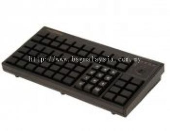 Partner Tech - KB-78 Programmable Keyboard - PS2