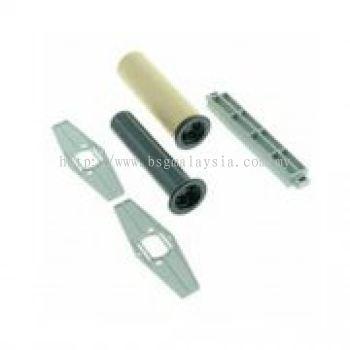 Ribbon & Label Roller- For TSC 243E /244 Barcode Printer
