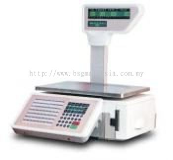 Electronic Weighing Barcode Label Scale TM-xA 2015