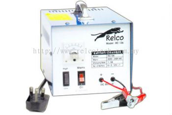 Relco Battery Charger - RC 126