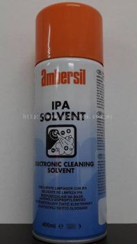 AMBERSIL IPA SOLVENT ( ELECTRONIC CLEANING SOLVENT )