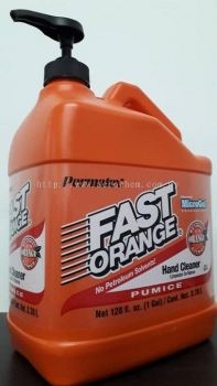 Permatex® Fast Orange® Fine Pumice Lotion Hand Cleaner