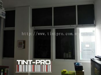 Black Out Tint Film