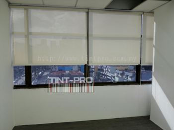 Reflective Film @ Faber Towers