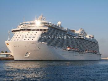 15D/13N Scandinavia & Russia Cruise - Princess Cruise