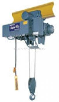 Inverter Rope Hoist